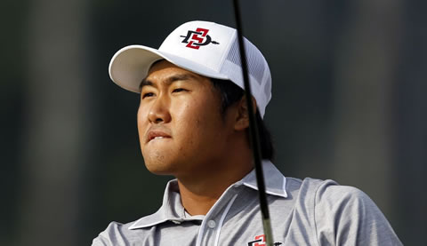 Gunn Yang was heroic for San Diego State
