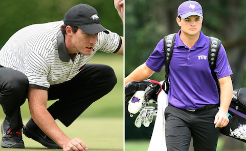 Arkansas and TCU lead after first day of NCAA Division I Championship <br>(Golfweek Photo)</br>