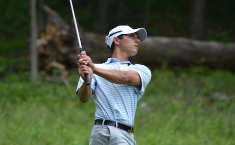 Erick Alonso among first round at New Jersey Amateur <br>(NJSA Photo)</br>