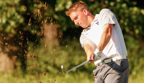 WVU senior Alan Cooke leads field at WV Amateur <br>(West Virginia Athletics Photo)</br>