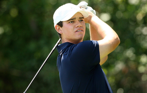Beau Hossler <br>(Golfweek Photo)</br>