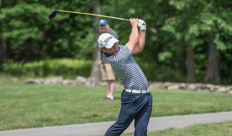 Matt Hutchins among four amateurs in top-5 at Massachusetts Open <br>(MGA Photo)</br>
