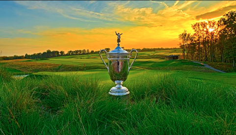 The U.S. Open Trophy <br>(USGA Photo)</br>