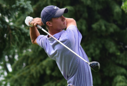 Zach Gaugert during Wisconsin Match Play <br>(Wisconsin Golf Association Photo)</br>