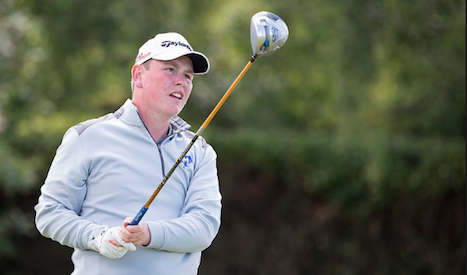 Robert MacIntrye will play for the British Amateur title on Saturday <br>(Scottish Golf Photo)</br>