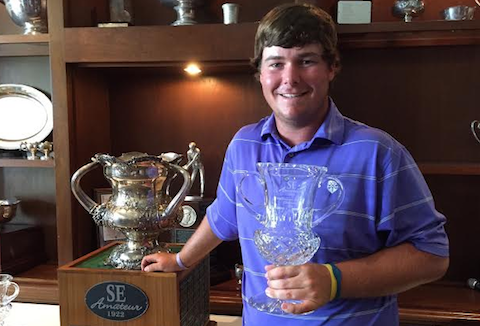 Jared Bettcher captures Southeastern Amateur