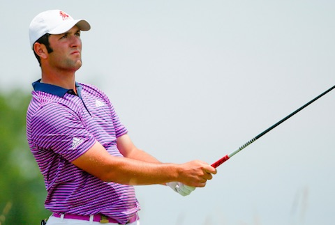 Jon Rahm ended his amateur career in style at Oakmont