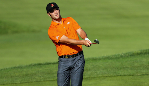 Jon Rahm at U.S. Open <br>(USGA Photo)</br>