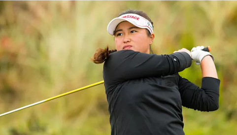 Georgia's Rinko Mitsunaga <br>(Georgia Golf Association Photo)</br>