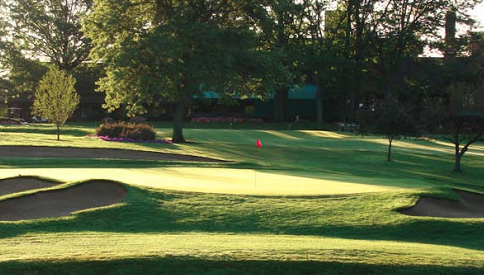 Hole No. 3 at Canterbury Golf Course <br>(Canterbury Golf Course Photo)</br>