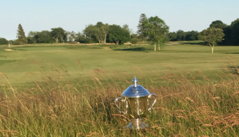 Rhode Island Amateur trophy  <br>(RIGA Photo)</br>