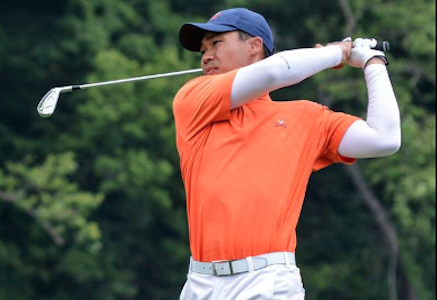 Ji Soo Park at Virginia Amateur <br>(VSGA Photo)</br>