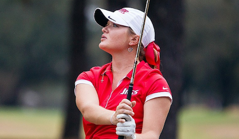 Kaeli Jones <br>(South Alabama Athletics Photo)</br>