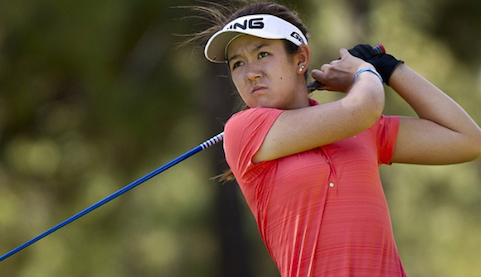 Hannah O'Sullivan made the U.S. Women's Open cut for the second straight year<br>(NCGA Photo)</br>
