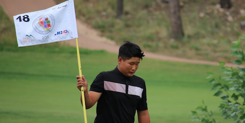 Sam Choi <br>(Junior Golf Association of Phoenix)</br>