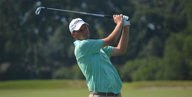 Scott Harvey during Carolina Amateur play <br>(Carolina Golf Association Photo)</br>