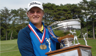 Alex Schaake <br>(Nebraska Golf Association Photo)</br>