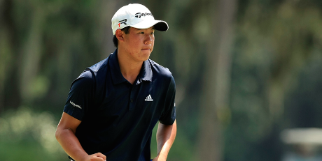 Collin Morikawa <br>(Golfweek Photo)</br>