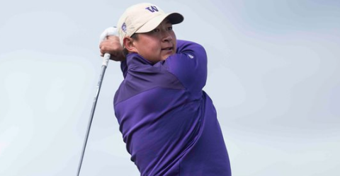 Carl Yuan <br>(Washington Athletics Photo)</br>