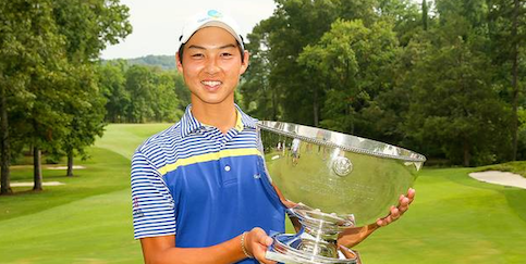 Min Woo Lee <br>(USGA Photo)</br>