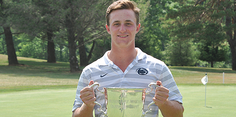 Cole Miller <br>(PA Golf Association Photo)</br>
