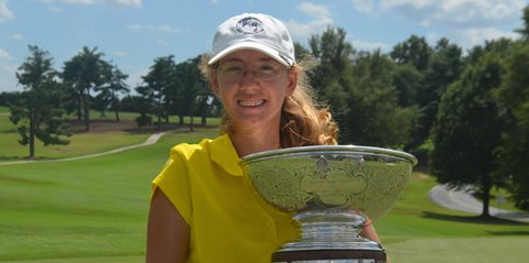 Emily Hawkins <br>(Carolinas Golf Association Photo)</br>