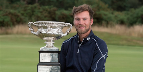 Dan Brown <br>(Golf England/Leaderboard Photography)</br>