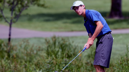 Andrew Israelson <br>(MN Golf Association Photo)</br>