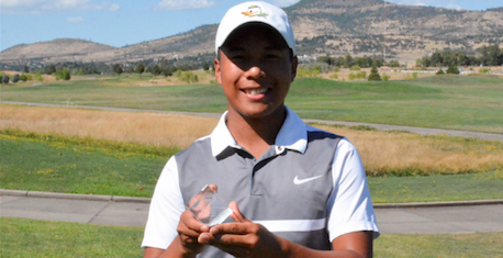 Incoming Oregon freshman Kevin Geniza <br>(OGA Photo)</br>