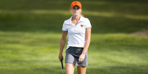 Hannah Swanson <br>(Oregon State Athletics Photo)</br>