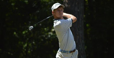 Josh Martin during first day of North Carolina Match Play <br>(Carolinas Golf Photo)</br>