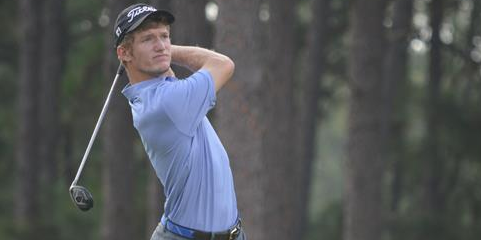 Josh Martin goes wire-to-wire to earn the North Carolina Match Play <br>(Carolinas Golf Association Photo)</br>