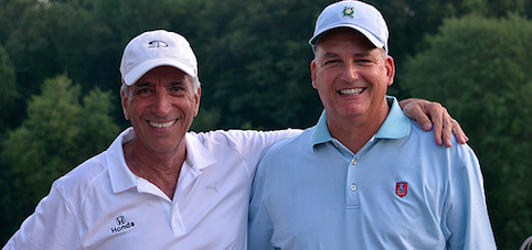 Thomas Bartolacci Jr. (L) and Glenn Smeraglio <br>(GAP Photo)</br>