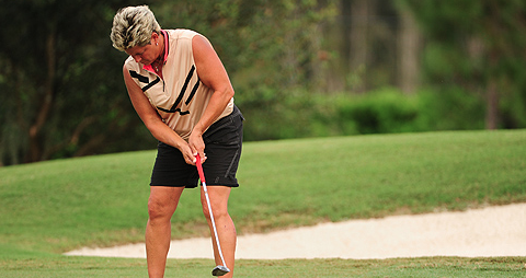 Lisa Schlesinger <br>(USGA Photo)