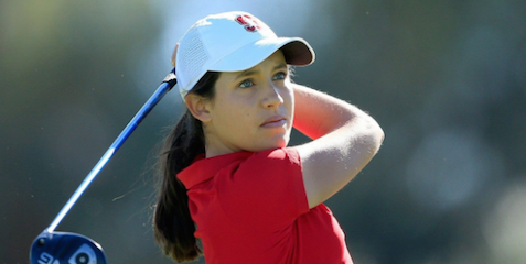 Albane Valenzuela <br>(Golfweek Photo)</br>