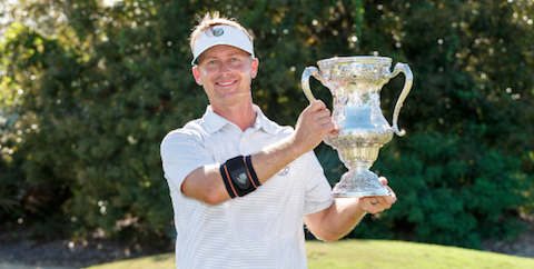 Sammy Scmhitz will look to defend his U.S. Mid-Amateur title <br>at Stonewall Links <br>(USGA Photo)