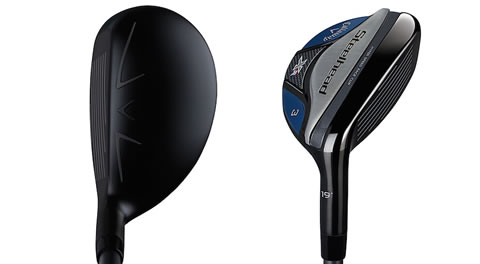 In stores Sept. 2: Callaway Steelhead XR Hybrids