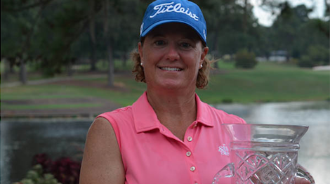 Laura Coble <br>(GSGA Photo)