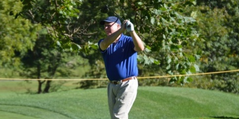 Past champion David Partridge remains alive <br>(VSGA Photo)