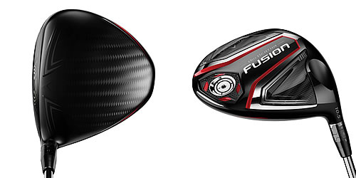 Callaway Big Bertha Fusion Driver and Fairway Wood Review