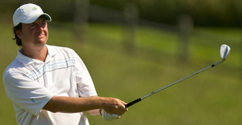 Nathan Smith has won a record four U.S. Mid-Amateur titles <br>(USGA Photo)
