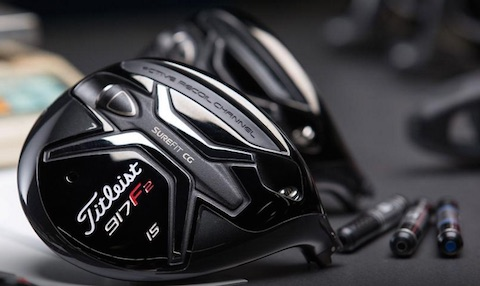 Titleist 917 Fairways