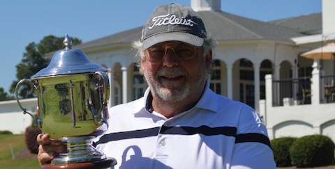 Preston Edmondson <br>(Carolinas Golf Association Photo)