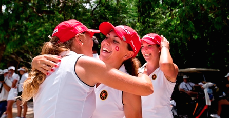 Team Switzerland <br>(International Golf Federation Photo)