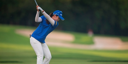 The Republic of Korea holds an 11-stroke lead after 36-holes <br>(International Golf Federation Photo)