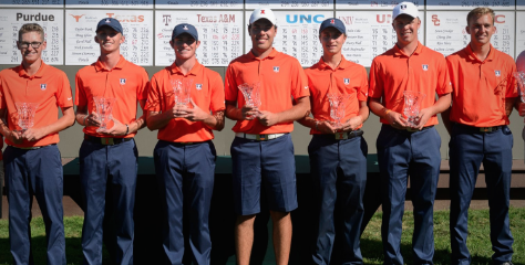 Illinois Golf Team <br>(Illinois Athletics Photo)