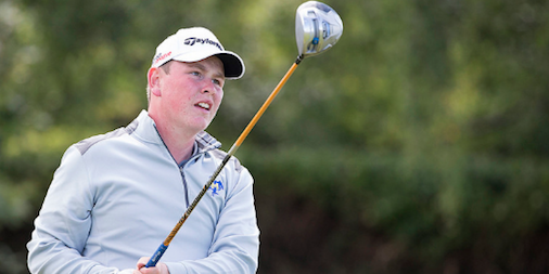 Robert MacIntyre is Scottish Amateur Golfer of the Year