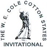 W.E. Cole Cotton States Invitational