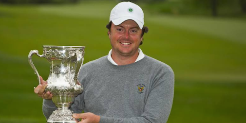 Four-time U.S. Mid-Amateur champion Nathan Smith <br>(USGA Photo)