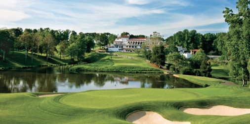 Congressional Country Club <br>(Golfweek Photo)